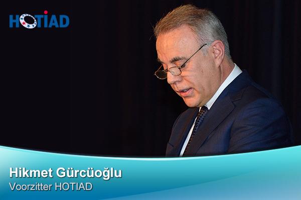 Hikmet Gürcüoğlu, Voorzitter HOTIAD