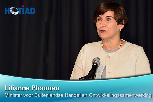 Lilianne Ploumen, Minister voor Buitenlandse Handel en Ontwikkelingssamenwerking