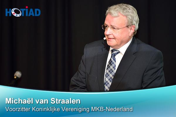 Michaël van Straalen, Voorzitter Koninklijke Vereniging MKB-Nederland