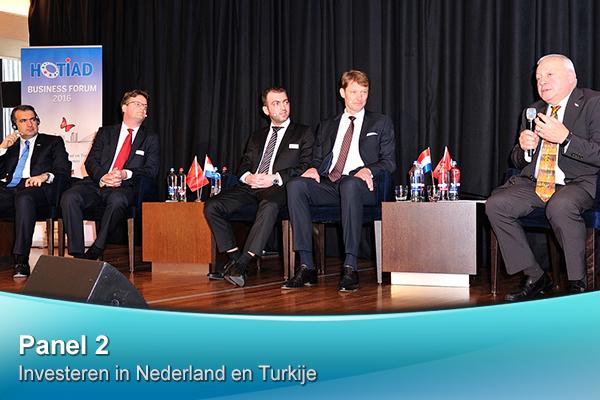 Panel 2 INVESTEREN IN NEDERLAND EN TURKIJE